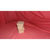Cajas Cubo Fibrofacil 4x4 Morema Trece