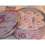 Lata Con Jabones Personalizados Souvenirs Nacimiento Baby