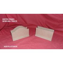 Servilleteros De Mesa Recto/ Capilla Morema Trece