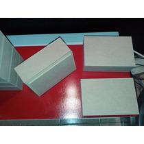 Cajitas Fibrofacil 10x15 Tapa Simple Super Prolijas...