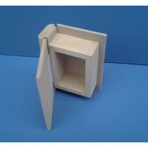 Souvenirs Caja Libro Mini Fibrofacil X30 Unidades