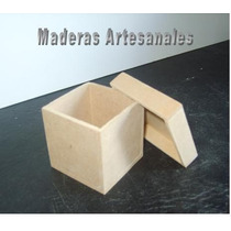 5 Cajas Souvenir Tipo Zapato Mdf-fibrofacil $30 ($6,00 C/u)