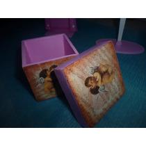 Souvenirs Cajas De Fibrofacil