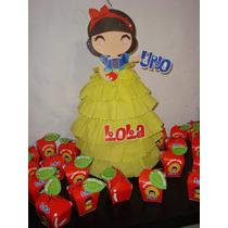 Piñatas Blanca Nieves