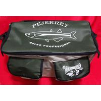 Bolso Pesca Depredador Pejerrey - Gran Calidad 19 Bolsillos