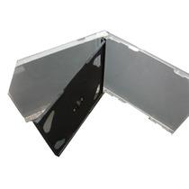 Cajas Acrílicas Dobles Para Cd Pack X5 Témperley