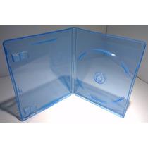 Cajas Blu-ray 11mm Azul Transparente Folio Bolsa Estuche