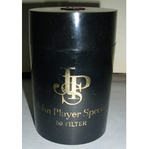 Lata Envase Marquilla De 50 Cigarrillos John Player Special