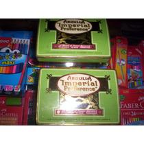 2 Cajas De Lata De Tabacoabdulla Imperial Preference Ingles