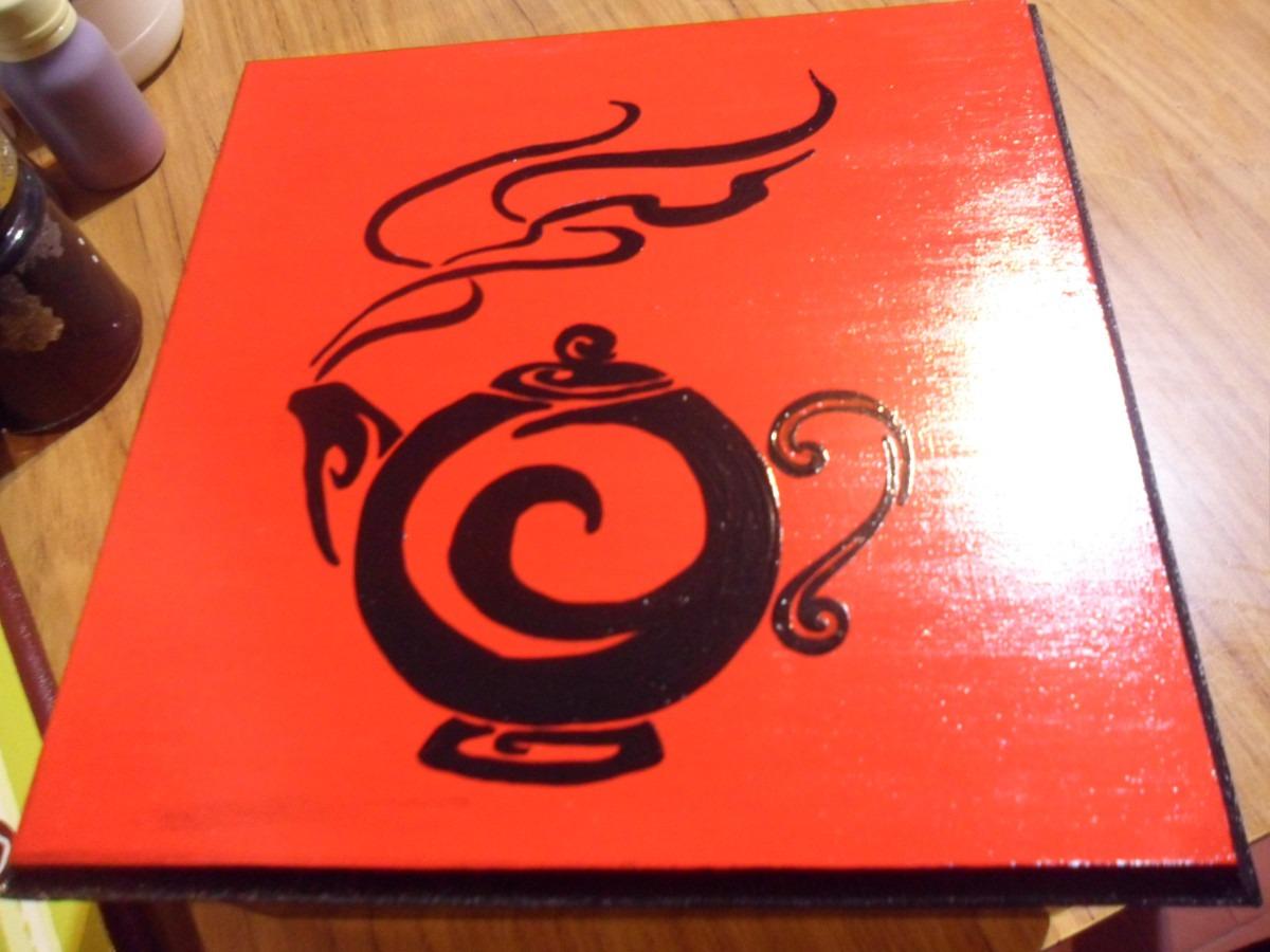Pin cajas artesanales madera decoradas genuardis portal on for Cajas pintadas a mano