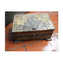 Caja Rectangular Antigua