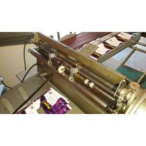 Máquina Puntilladora Plegadora Cortadora Rollem 990 Englandf
