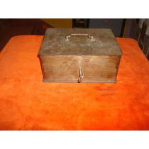 Caja De Metal Tipo Caja Fuerte