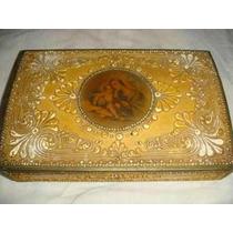 Antigua Caja Alhajera -muy Antigua