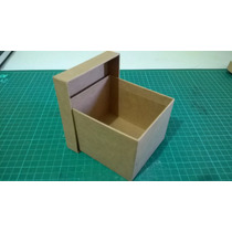 Cajas De Carton- Papel Madera- Kraft- Varias Medidas