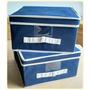 Caja Organizadora Con Tapa De Friselina