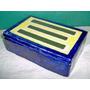 Caja Cerámica Rectangular P/ Tarjetas Cigarros O Bijoux O X