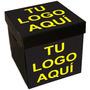 Cajas Con Tu Logo Personalizado Corrugado Plástico 33x33x34