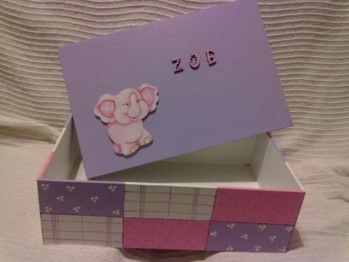 Imagenes de cajas decoradas para beb s imagui - Cajas decoradas para bebes ...