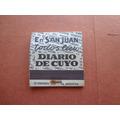 Caja De Fósforos Con Publicidad Diario De Cuyo - San Juan