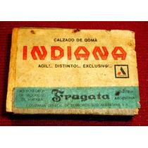 Caja De Fosforos Fragata Y Alpargatas Indiana