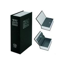 Caja Fuerte Simulada Libro 27x20x6.5cm Seguridad Cofre Valor