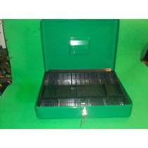 Cofre Portavalores D4 Medidas 37x29 X9,5#