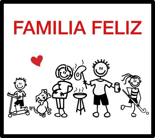 Vectores De Familia Feliz Para Autos Imagui