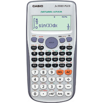 Nueva Calculadora Tecno Cientifica Casio Fx570es Plus Gtia!!