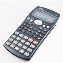 Calculadora Científica Con 224 Funciones Cifra Sc-8200