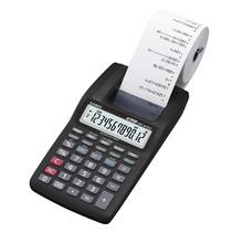 Nueva Calculadora Con Impresora Casio Hr-8tm Negra Gtia Ofic
