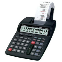 Calculadora Casio Hr 100 12 Dígitos Con Rollo Cordoba
