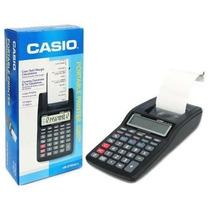 Calculadora Impresora Casio Hr-8tm 12 Digitos Portatil Lef