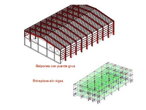 Calculo Estructuras Hormigon Y Metalicas, Ingenieria Civil