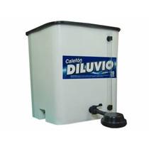 Calefon Electrico Diluvio 20 Lts Epoxi El Mejor!!!
