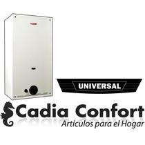 Calefon Universal 14 Litros Cu 140 Tiro Balanceado Posterior