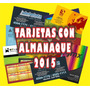 Almanaque Calendario De Bolsillo 2015 Personalizado