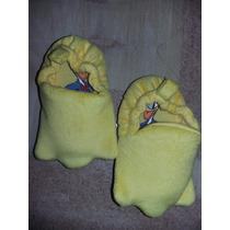 Pantuflas Bebe Donald Disney Store / Disney Baby 0 A 6 Meses