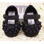 Guillerminas Zapatitos Zapatos Nena Negras No Caminantes