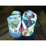 Havaianas Baby Nuevas Sin Uso Traidas D Brasil Superheroe