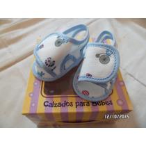Sandalias De Bebe No Caminante - Para Recien Nacidos Talle 1