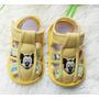 Sandalias De Mickey Importadas Y Mas Para Bebes No Caminante