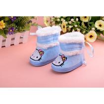 Botas Botitas Invierno Para Bebe Kitty Divinas!!
