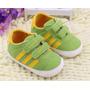Zapatillas Para Bebe Verdes Cancherisima!