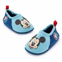 Zapatillas De Agua Mickey Disney