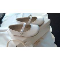 Zapatos Bautismo N°20