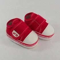 Zapato Para Bebé Gyd - Zapatilla De Tela Con Velcro