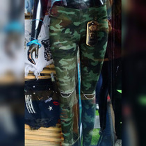 Leggin -calza Militar /camuflada Sexy/ Deportiva Con Cierre!