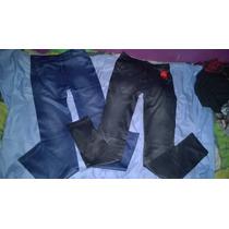 Calzas Y Calzas Tipo Jeans Talles Unicos