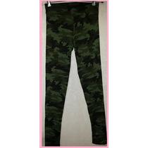 Calzas Camufladas De Lycra Militar